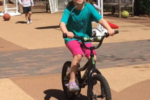 Swimming, Forest Park Adventure and Biking