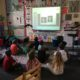 Visiting Artist in 1st and 2nd Grade