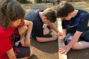 Building Lawn Games in Math