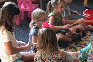 Music in First and Second Grade