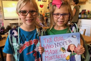 Celebrating Mistakes in First and Second