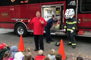Fire Fighters visit TSMSOC!