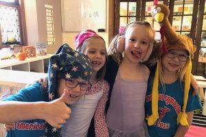 Crazy Hat/ Clothes Day!!!