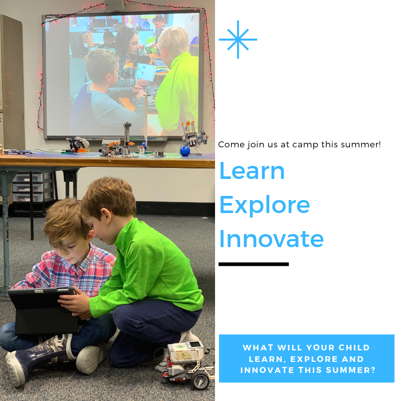 Maker Summer Camp - St Michael School of Clayton