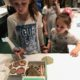 Pre k enjoys Fourth and Fifth Grade Native American Exhibit